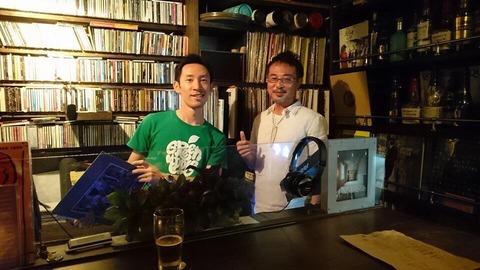Mon Aug 22 2016 [DJ] a night with DJ Kumagai #7