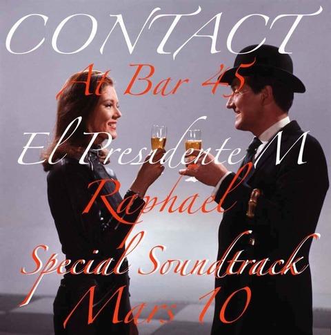 Fri Mar 10 2017 [DJ] Contact by Raphael Sebbag
