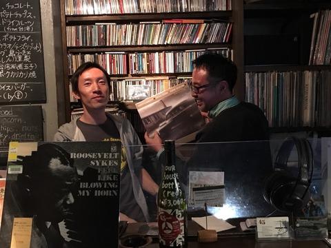 Tue. April 21. 2017 [DJ] A gentle evening with DJ Kumagai #15
