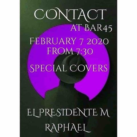 "Fri Feb 07 2020 [DJ] ""Contact"" by Raphael Sebbag"