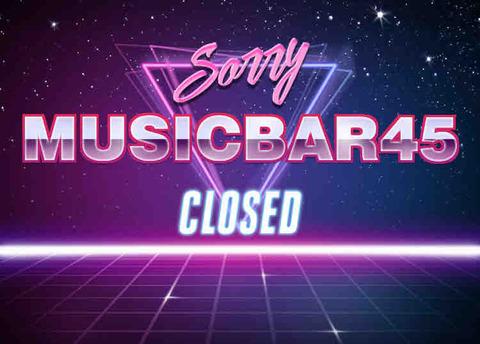 【5/10訂正】[Temporary closed] 5/31まで休業中