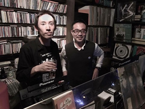 Tue. Mar 28. 2017 [DJ] A gentle evening with DJ Kumagai #14