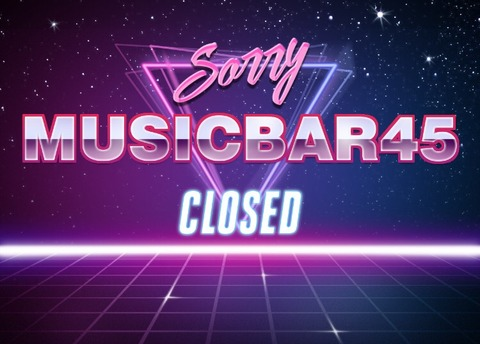 Sat Oct 22 2016 Sorry, We are closed tonight...