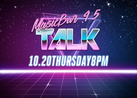 Thu Oct 20 [DJ] TALK