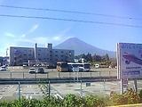 富士山('10.8.29撮影)