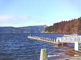 芦ノ湖('09.1.13撮影)