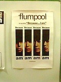 "flumpool 5th tour 2012『Because... I am』""ポスター"