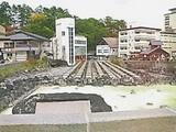 草津温泉('09.10.9撮影)