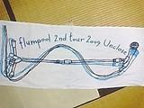 """2nd tour 2009 『Unclose』""スポーツタオル"