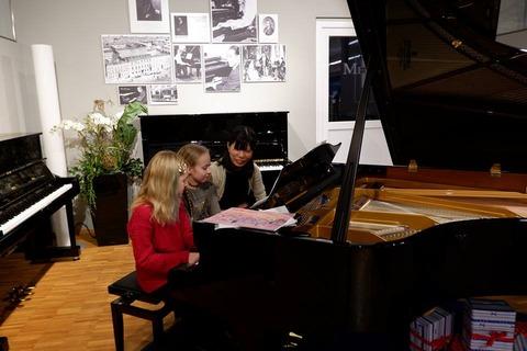 Klavier Anna Mona 1