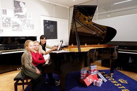 Klavier Anna Mona