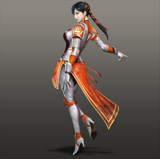 Warriors Orochi 3 Lian Shi: 真・三國無双6 19名分のファンタジー風衣装の画像! : 真・無双Blog