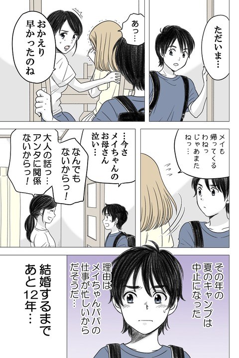 ある幼なじみが結婚するまでの話_013