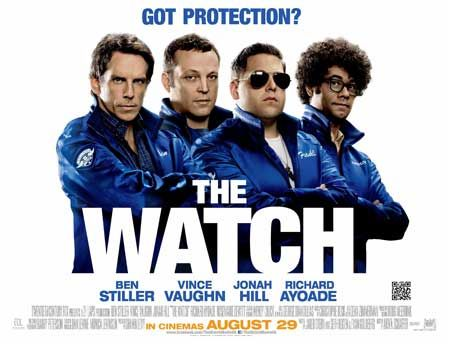 ザ・ウォッチ(The Watch)