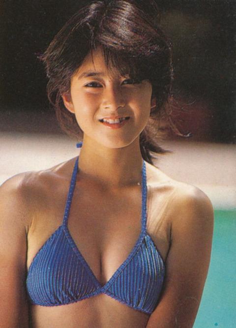 森尾由美さんのビキニ