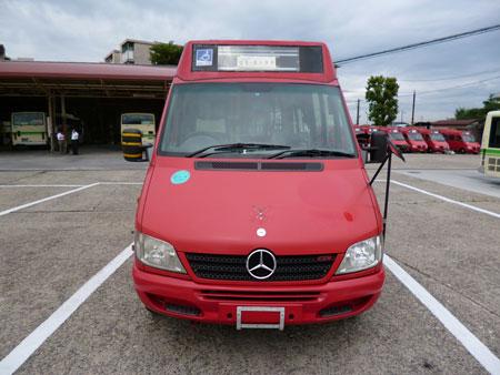 ヤフオクで大阪市の市バス入札、ベンツバスは予定価格の25倍の380万円