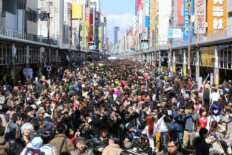 日本橋ストリートフェスタ2016を開催