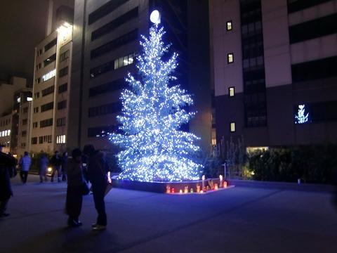 水都大阪の魅力を光で表現