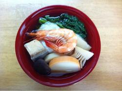 吉川家のお雑煮