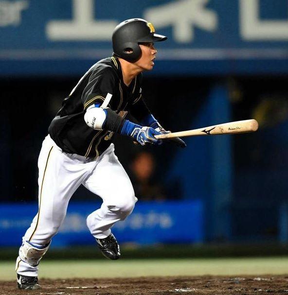 阪神糸原(26) .292(500-146) 1本 35打点 6盗塁 OPS.771