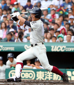 大阪桐蔭「こんなに苦しい試合なかった」 辛勝続く王者