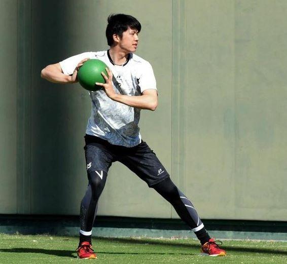 才木、先発ローテで25戦登板 金村投手コーチ来季のノルマ設定