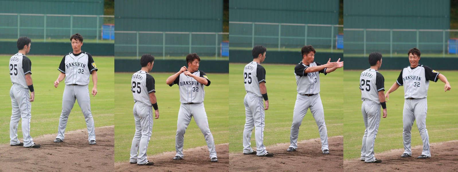 新井コーチ