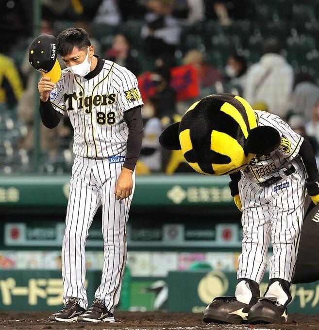 阪神・矢野監督、記者質問にイラつく「タラレバ言えたらそんなんもう。どれもやん、結局そんなん」