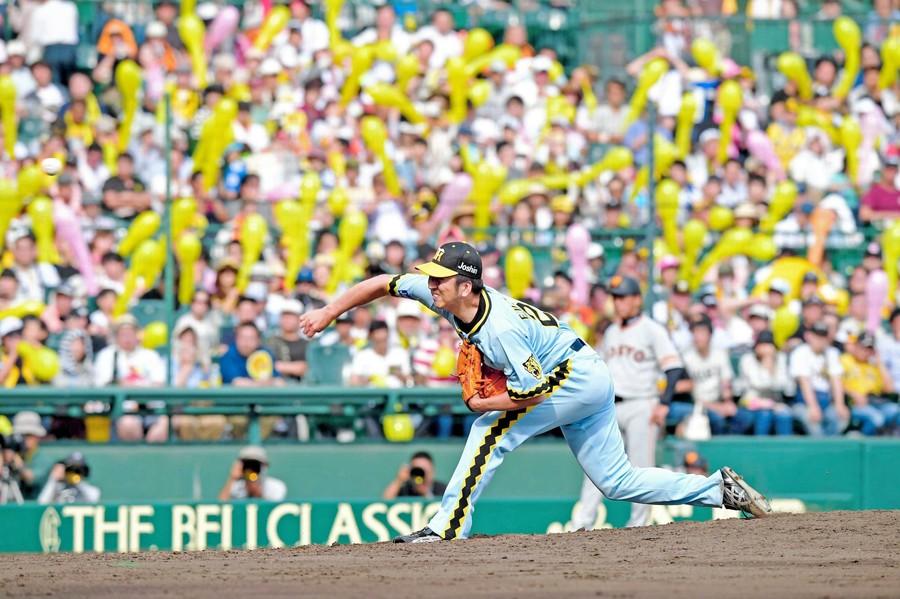 【朗報】阪神首脳陣「(藤川)球児を勝ちパに昇格させる」
