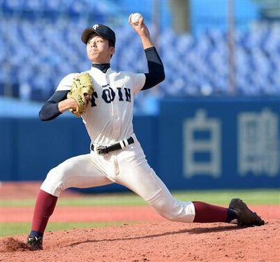 高山優希野球・大阪桐蔭のプロ野球ドラフト会議の行方