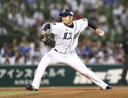 西武榎田(元阪神2010年ドラフト1位)が初10勝、移籍の8年目ドラ1花咲かせた 21試合10勝4敗 3.49