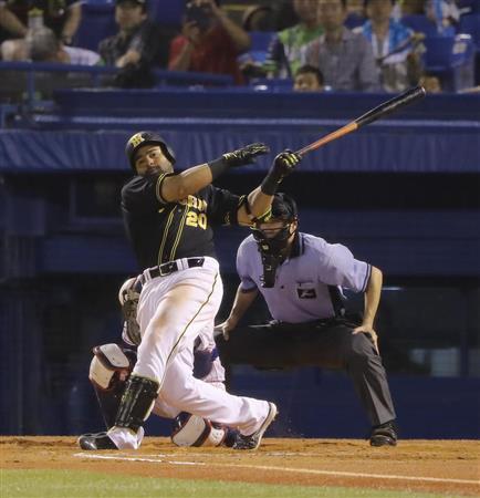 ロサリオ(7月) 打率.303 3本 OPS1.028