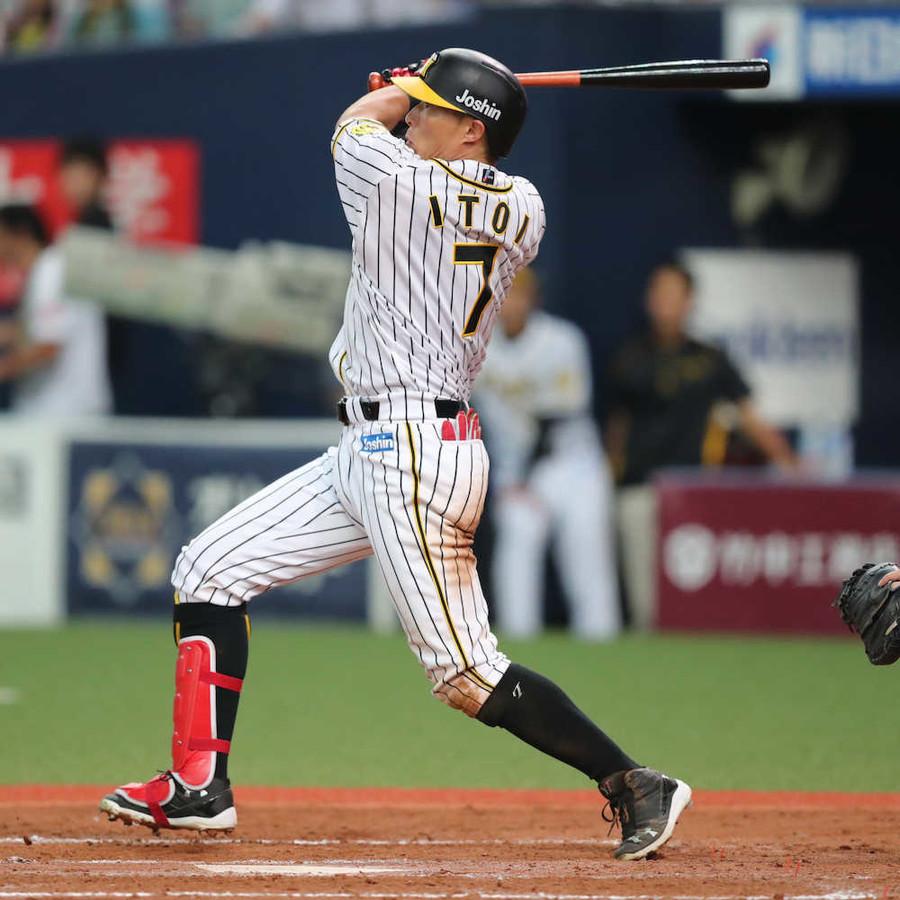 糸井嘉男さん(37)、ガチで2000本安打に間に合うかもしれない