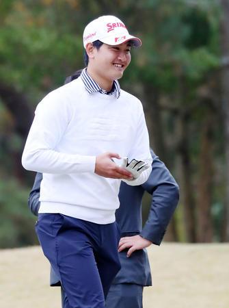 """【阪神】竹安「まさか優勝とは」恒例ゴルフで""""勝ち星"""""""