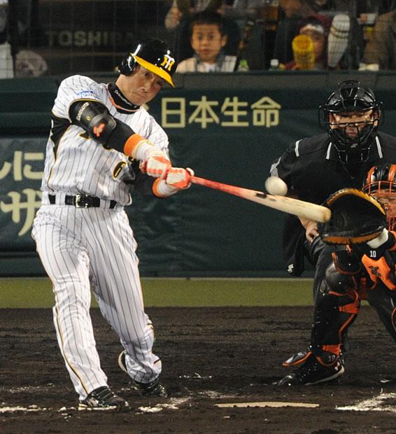 金本知憲 2539安打476本塁打1521打点167盗塁