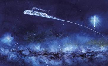 銀河鉄道の夜_東逸子