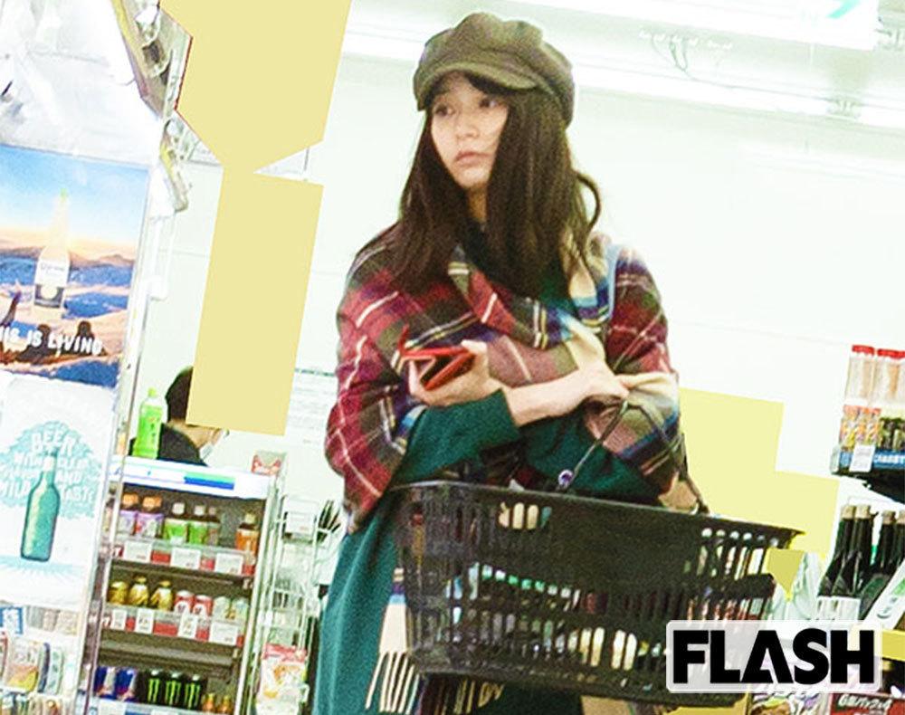 TBS宇垣美里アナ、スーパーでの買い物姿を盗撮される