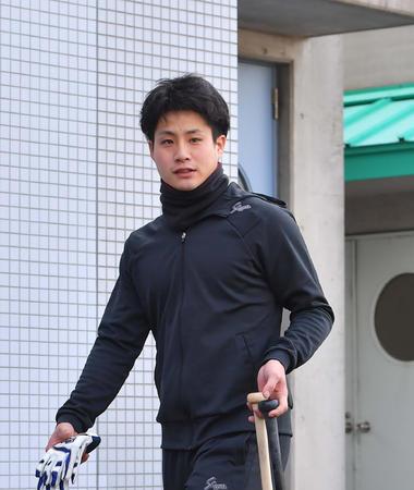 阪神3位木浪、青森同学年北條に「自分よりうまい」