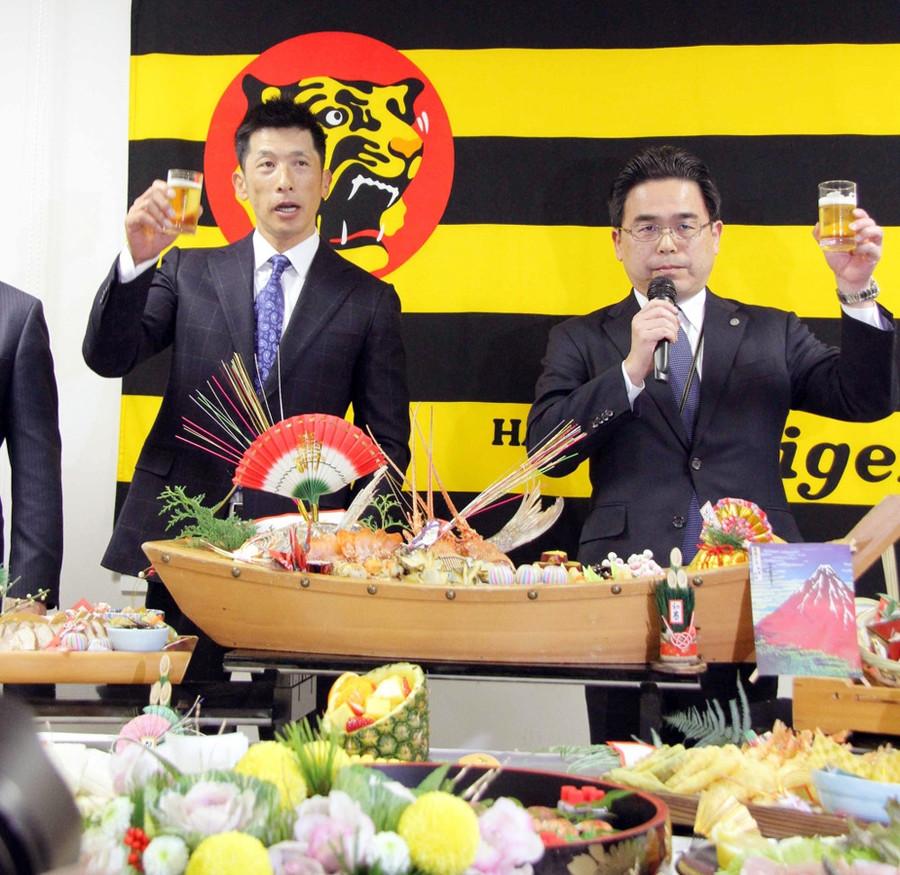 【阪神】矢野監督「全員競争」徹底 福留&糸井を安心させるな