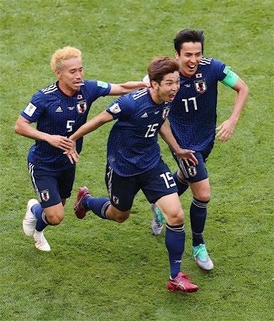 日本がコロンビアに勝つってWBCで例えたら