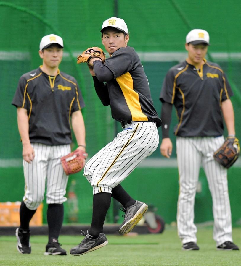 【?報】阪神鳥谷、三塁先発へ