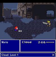 Final Fantsy RPG