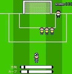 無料ゲームサッカー