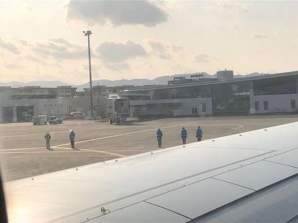 180123 岩国空港1