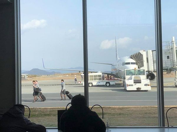 180123 岩国空港