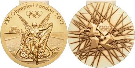 ロンドンオリンピック金メダル