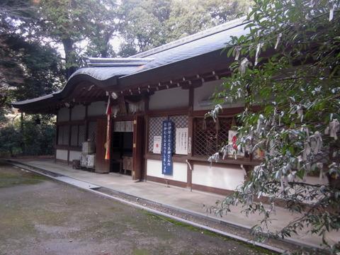 三宮神社拝殿