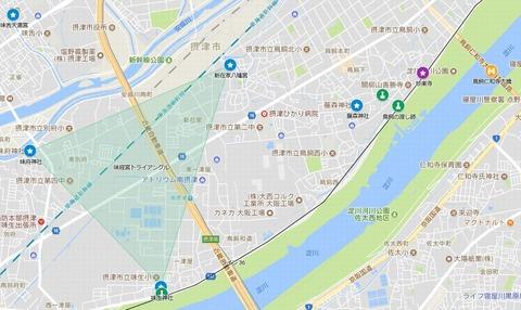 摂津市マイマップ