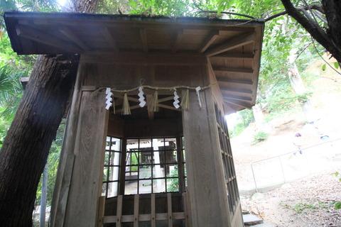 ... 先生の講義メモ : 増井神社