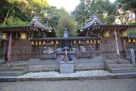 恩智神社4本殿